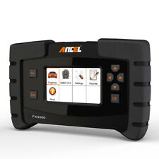 Full System ABS Airbag SRS EPB Diagnostic Scanner Check Engine Tool Ancel FX4000
