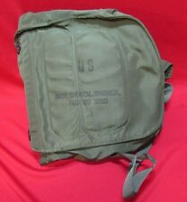 NOS USGI M17 Field Gas Mask M15 Carrier