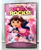 Dora the Explorer - Dora the Explorer: Dora Rocks [New DVD] Full Frame