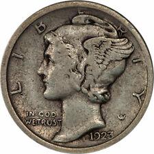 1923-S Mercury Dime - VF - Very Fine (4940.q8796)