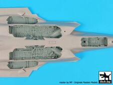 Black Dog 1/48 F-35A Lightning II Aircraft Wheel & Bomb Bays (Kitty Hawk) A48018