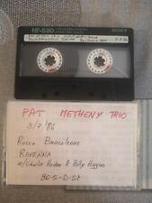 Pat Metheny Live Rocca Brancaleone Ravenna 03-07-1986 Cassette Tape