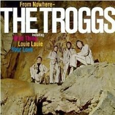 "THE TROGGS ""FROM NOWHERE"" CD NEUWARE"