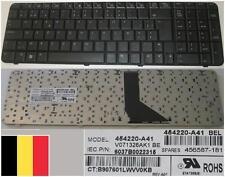 Clavier Azerty Belge HP 6820S Series 454220-A41 V071326AK1 456587-181 Noir