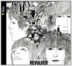 THE BEATLES - REVOLVER CD. ORIGINAL RELEASE FROM 1966. SEE MY OTHER BEATLES CDS.