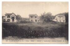 "cambo-les-bains  villa ""bakia "" , ""babiole"" ,""iguski-ona"" , avenue grancher"