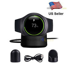 Wireless Charging Dock Cradle Charger For Samsung Gear S2 S2 720 730 732 Classic