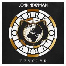 JOHN NEWMAN - REVOLVE: CD ALBUM (Released October 16 2015)