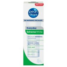 2 X Pearl Drops Everyday Extreme White Toothpaste 110g