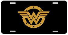 Wonder Woman License Plate Car Tag Vanity Plate