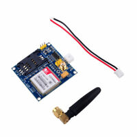 SIM900A 2G Development Board GPRS GSM Module Shield with Antenna for Arduino
