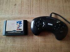 Sonic the Hedgehog inkl. Controller / Sega Mega Drive (OHNE OVP)