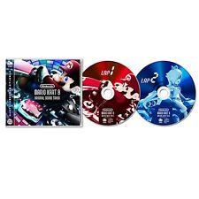 Club Nintendo MARIOKART 8 Original Soundtrack Wii U mario kart sound cd ost 3ds