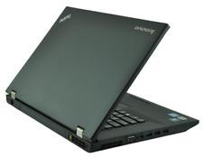 "LENOVO THINKPAD L530 portatile 2.60GHZ CORE I5 8GB 500GB 15.6 "" WEBCAM 1600x900"
