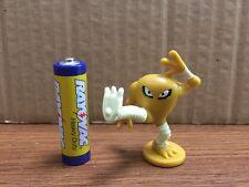 1st Generation pokemon plastic figure Hitmonlee 1-2 inches tall NEW