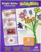 Shrinky Dinks Bright White 6 Sheet Creative Pack