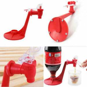 New Coke Fizzy Soda Soft Drinking Drink Saver Dispenser Faucet Bar