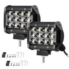 2x 36W LED Zusatzscheinwerfer, 3600lm Arbeitsscheinwerfer, Waserdicht, Neu11