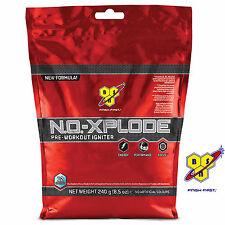 BSN NO XPLODE 3.0 240g Pre-Workout Booster Energy Focus Muscular Strength Power