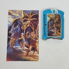 Cadbury Waddingtons Retro Dungeons & Dragons Promotional Jigsaw Puzzle 1986 90pc