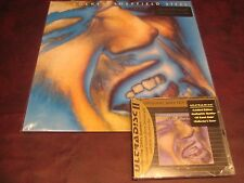 JOE COCKER SHEFFIELD STEEL MFSL 24 KARAT GOLD AUDIOPHILE RARE CD + 180 GRAM LP
