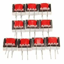 10X Audio Transformers 600:600 Ohm Europe 1:1 Ei14 Isolation Transformer Tb