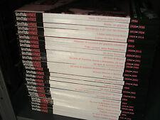 OPERA COMPLETA 27 VOLUMI BOOKS GIRO D'ITALIA LA GRANDE STORIA DEL GIRO CICLISMO