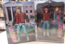 NECA Back To The Future II 35th Anniversary Ultimate Marty McFly. (15B)