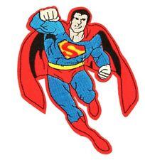 "3X1.5/"" super hero Panda Bear IRON ON PATCH Sew On applique superman red cape"