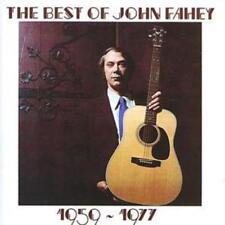 John Fahey : The Best of John Fahey 1957 - 1977 CD (2002) ***NEW***