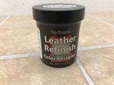 Leather Refinish Color Restorer 4 Fl Oz Avocado