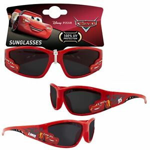 Children's Character Sunglasses UV protection for Holiday - Disney Cars