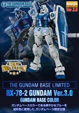 MG 1/100 Gundam Base RX-78-2 Gundam Ver. 3.0 [November Presale]