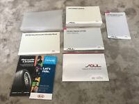 2018 Kia Soul Owners Manual With Navigation OEM Free Shipping