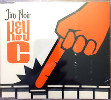 Jim Noir Maxi CD Key Of C - England (M/M - Scellé / Sealed)