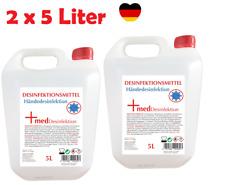 Desinfektionsmittel Kanister 10 Liter 79% Ethanol Aktionspreis Glycerin