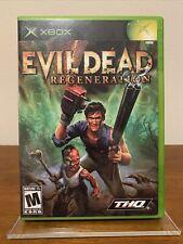 Evil Dead: Regeneration (Microsoft Xbox, 2005)