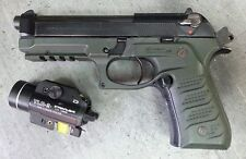 Recover Tactical BC2 fits Beretta 92 M9 Grips & Rail System OD Green