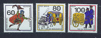 ALEMANIA BERLIN GERMANY 1989 MNH SC.9NB272/74 Mail Carrying