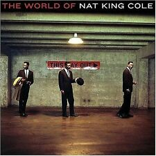 NEW The World Of Nat King Cole (Audio CD)