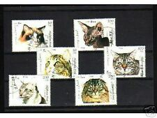 0905++AFGHANISKAN   SERIE TIMBRES  CHATS  N°2