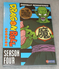 DRAGON BALL TEMPORADA 4 Cuatro DRAGON BALL DVD Box Set - Nuevo y sin abrir
