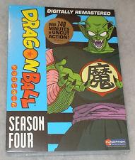 DRAGON BALL Stagione 4 QUARTA DRAGONBALL DVD COFANETTO - NUOVO E SIGILLATO
