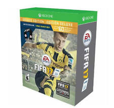 New Selaed! FIFA 17 Deluxe Edition Scarf Bundle - Xbox One - DLC Has Expired