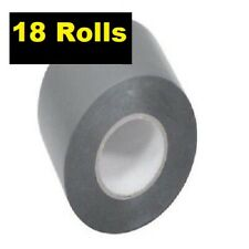18 Rolls PVC DUCT TAPE 48MM X 30M  SILVER, GREAT QUALITY