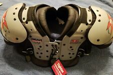 "Gear Pro Tec Air Release X2 Air football pads SM  13""-14"" YOUTH"