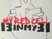 """MY RED CELL-""""13 IN MY 31""""-Alternative Rock-Punk-NEW ORIGINAL CD 2004"""