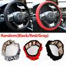 "Elastic Car Auto Steering Wheel Cover Non Slip Skidproof 38cm 15""Car Accessories"