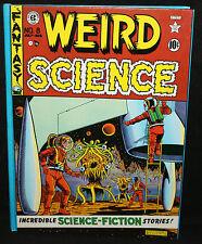 Weird Science Vol.2 No.7-11 Hardcover - EC Comics Archive (VF) 2007