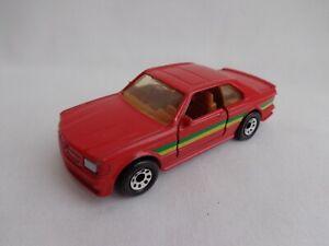 "Vintage Matchbox Toys Int'l MB43 Mercedes 500 SEC RARE DUTCH ""BP"" PROMO EXC!"
